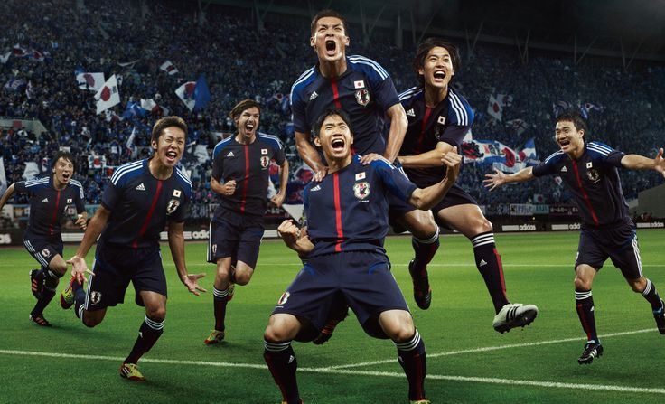 adidas x サッカー日本代表