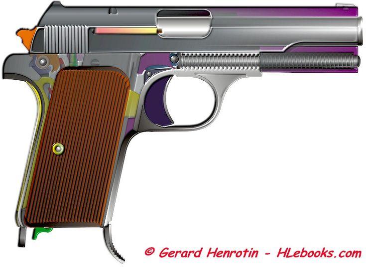 Femaru M37 pistol - HLebooks.com