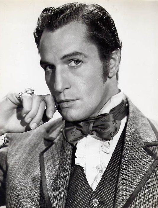 """Vincent Price in """"Dragonwyck"""" (1946)"""