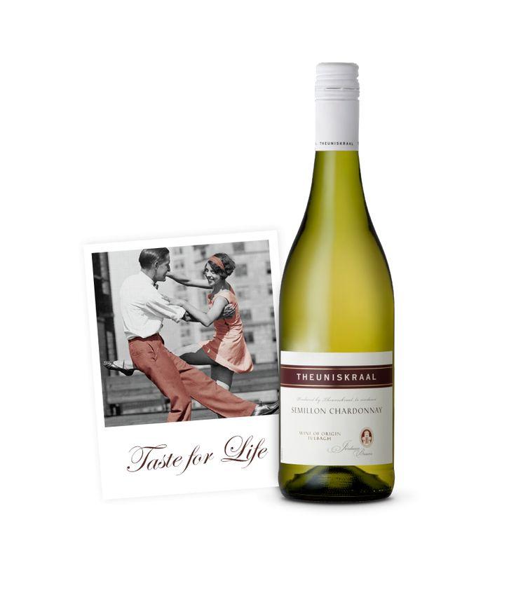 Semillon Chardonnay | Theuniskraal