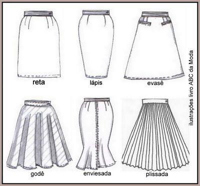 Não existe peça mais feminina no guarda-roupa de uma mulher do que a saia. Existem vários modelos indicados para cada estilo, ocasião e formato de corpo. Aproveite que ela nunca sai de moda...