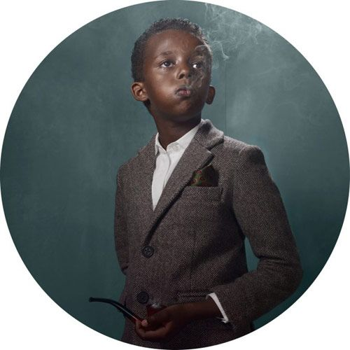 Frieke Janssens--no actual tobacco was conflagrated during the making of these photographs