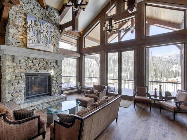 2536 Mountain View Drive, Sun Peaks, British Columbia V0E 5N0 - 2.8 mill. - One of largest lots, bordered by golf course, 100% cold roof. Floor has radiant heat, HRV, hot tub. Furnished, HST Paid - 4802 sf - 6 total rooms - 2 Car and Toy Garage.18 Hole Golf Course, Cross Country & Downhill Mountain Biking, Cross Country & Downhill Skiing, Dog Sledding, Hiking, Horseback Riding, Lift-Access Hiking & Mountain Biking, Sleigh Rides, Snow Shoeing, Snowmobiling, Tennis, Year-Round Family-Friendly.