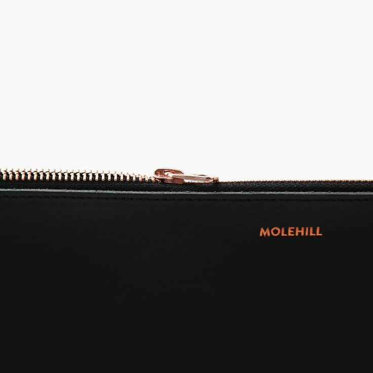 HEIMA Black Case | Molehill | molehillgoods.com