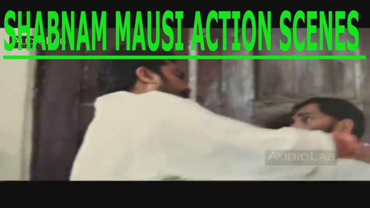 Shabnam Mausi Film All Action Scene # Best Action Scene Ever#