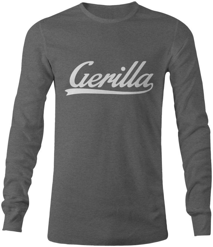 Gerilla sweater grey | Kurdish Webshop | Kurdistan Gerilla | I love Kurdistan http://bit.ly/1ARg4cA