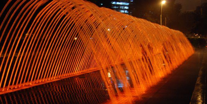 Circuito Mágico das Aguas: Uma Visita a Lima na Noite