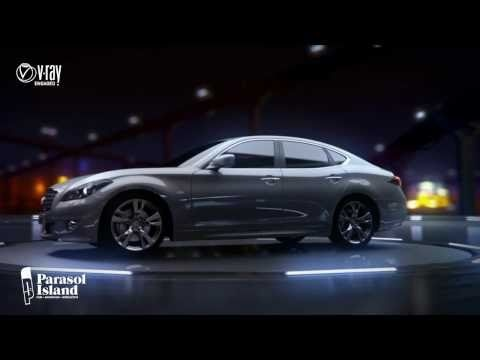 V-Ray Automotive Demo Reel 2010
