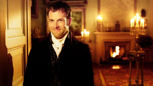 Mr. Knightley. Better than Darcy because he gives consequence to young ladies who are slighted by other men.: