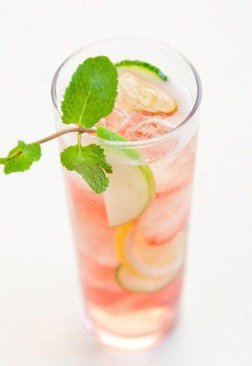 Vine Fruit Cup - Non-alcoholic punch recipes: Perfect for parties - The Vine Fruit Cup is incredibly refreshing - and a bit moreish if we do say so ourselves! Mixologist Dre Masso combines the delicate flavours of cucumber and mint with thirst-quenching...