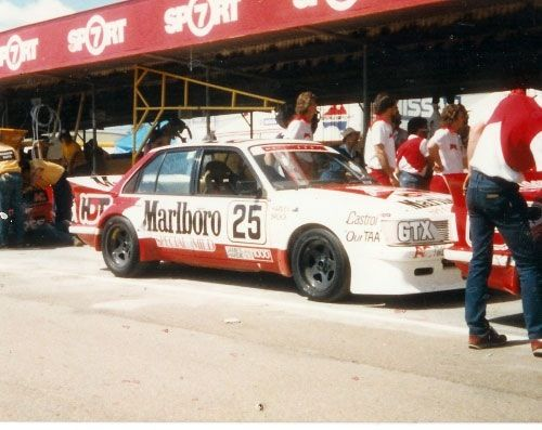 Peter Brock GroupC VH Commodore