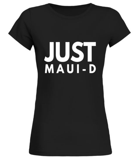 bde6d1f4 Just Maui'd Honeymoon T-shirt - Just Married Tee . Special Offer ...