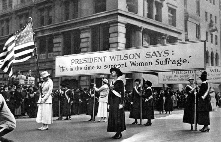 Due to pressure from the NWP and NAWSA, Woodrow Wilson reluctantly changed his mind. On August 26, 1920, the 19th Amendment was officially added to the Constitution of the United States of America, finally granting women the right to vote.