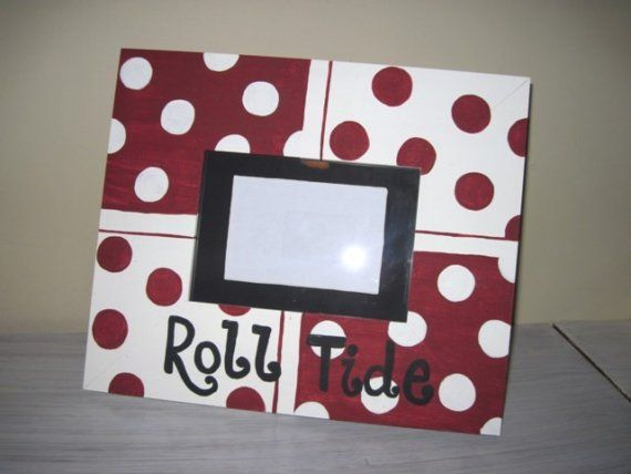 picture frame...only if it was AUBURN!