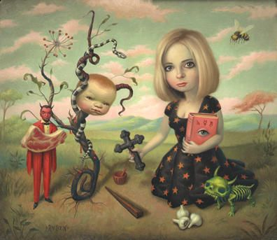 Mark Ryden - Illustration - PopSurrealism