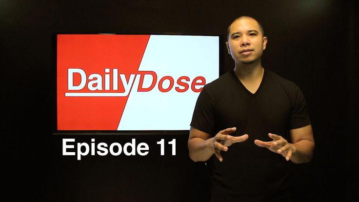 Daily Dose Ep 11 - McGregor/UFC, Mayweather, Maia, Aljamain Sterling, VanZant