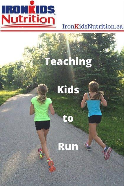 Teaching Kids to Run