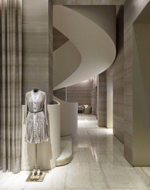 Giorgio Armani: The New Flagship Boutique In Milan