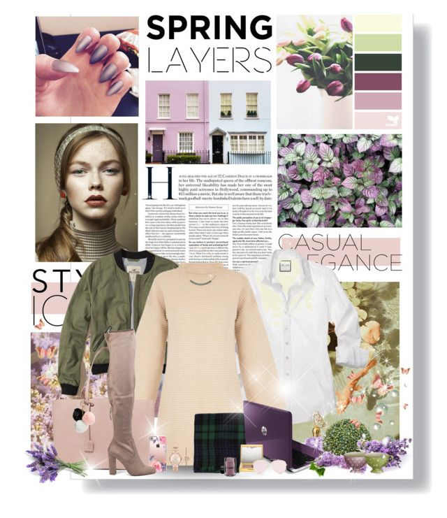 If we had no winter, the spring would not be so pleasant by kikusek on Polyvore featuring polyvore, fashion, style, MINKPINK, Hollister Co., Steve Madden, Yves Saint Laurent, Michael Kors, Isabel Marant, Casetify, GUESS, MAC Cosmetics, WALL, Pretty Green, Hello Kitty and clothing