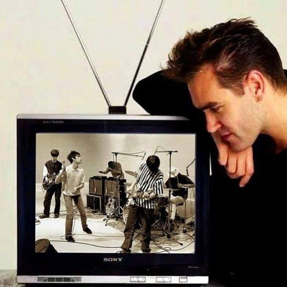 #morrissey #thesmiths #thestoneroses #manchester  Listen to the @nearperfectpitch weekly #music #podcast  _______________________________________________________  #britpop #indie #alternative #shoegaze #punk #postpunk #newwave #madchester #baggy #c86 #goth #radio #itunespodcast #googleplay #ckcufm #bandcamp #pledgemusic #peelsessions #vinyl
