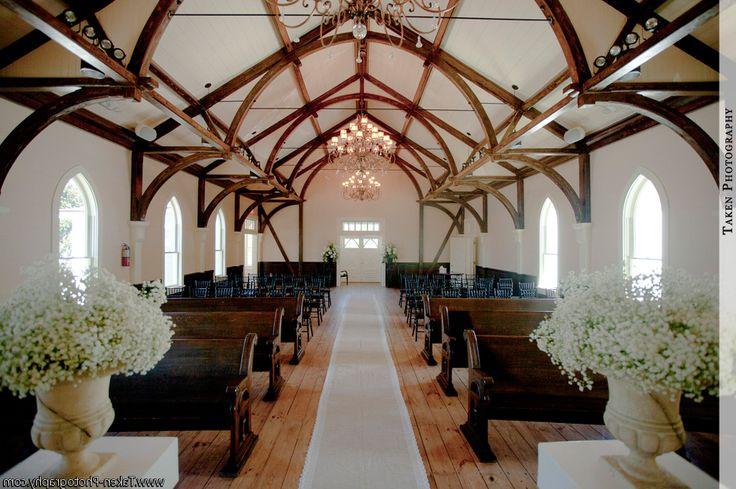 Tybee Wedding Chapel | Weddings and Receptions on Tybee Island, Georgia