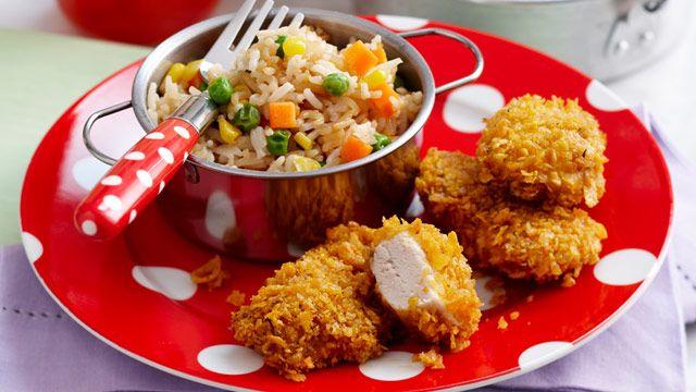 Chicken Nuggets recipe - 9Kitchen