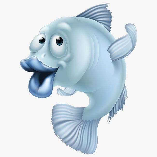 Open Your Mouth And Blue Fish Mouth Vector Blue Vector Fish Vector Png Transparent Clipart Image And Psd File For Free Download Fish Vector Cartoon Fish Art