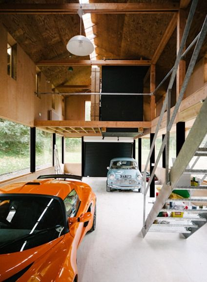 oxcroft:  // Lotus & Mini Garage //// gallery.oxcroft.com //
