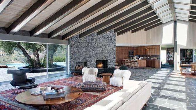 Adam Levine Beverly Hills Estate
