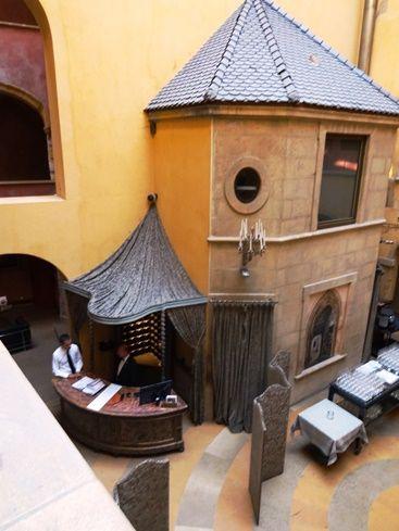 Hôtel Cour des Loges - Hôtel 5 étoiles à Lyon