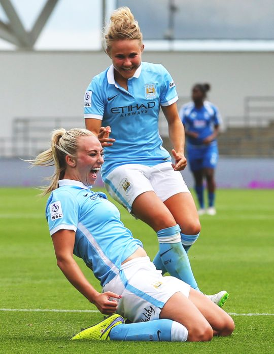 Manchester City Woman