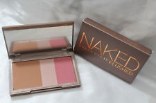Urban Decay NAKED FLUSHED -bronzer/highlight/blush- WANT