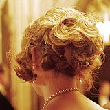 downton abbey hair tutorial