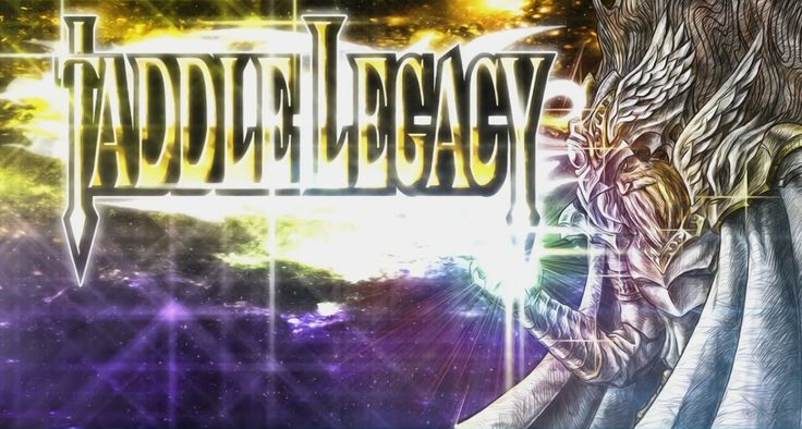 Taddle Legacy Game Title by Byudha11