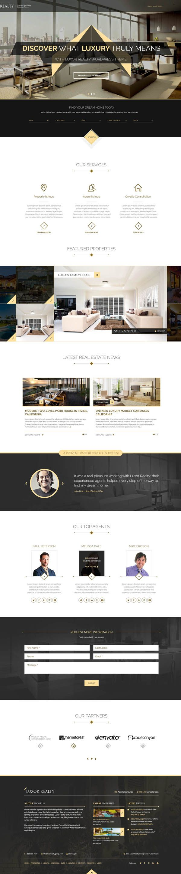LUXOR - Responsive HTML5 Real Estate Template http://themeforest.net/item/luxor-responsive-html5-real-estate-template/13127277?ref=graphicdesignjunction
