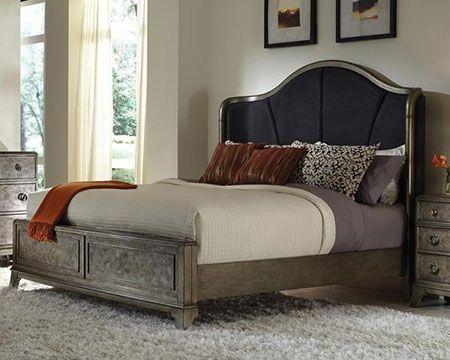Hanson Queen Bed