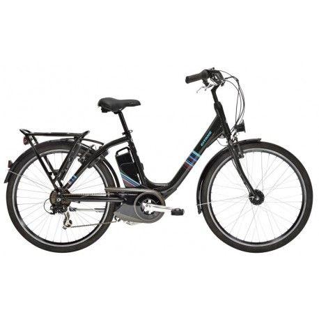 Un vélo à assistance électrique premier prix avec un moteur  1450€ pédalier de qualité!