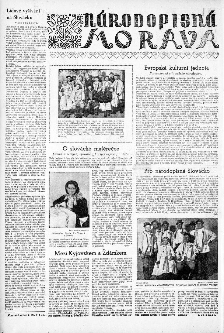 Moravská orlice, 10.1.1943