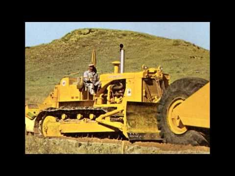 International Harvester TD-25 shots from February 2013's Contractor maga...