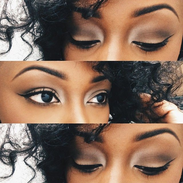 Neutral Eye Shadows Which Are The Best For Women Of Color -9471