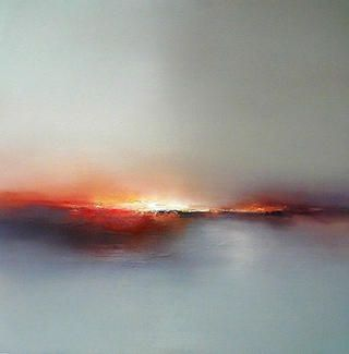 Elaine Jones - Red Glow