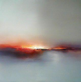 Elaine Jones - Red Glow