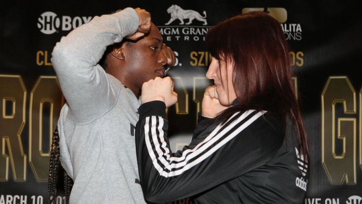 Claressa Shields making more women's boxing history