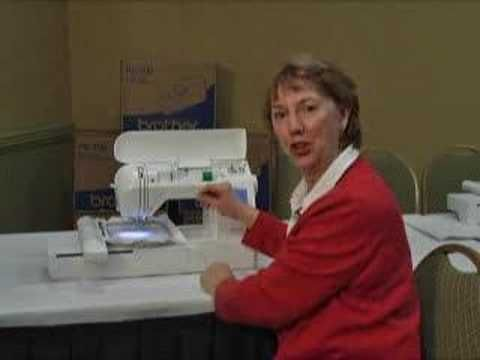Brother PE770 Embroidery Machine Review  | Embroidery Machine Reviews #Brother_PE770 #brother_embroidery_machine