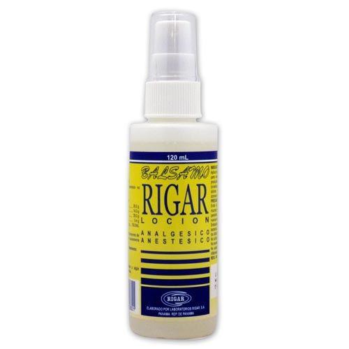 #Insumos_Primeros_Auxilios #Botiquines #Unguentos  Balsamo Rigar en Spray. Analgésico y rubefaciente, recomendado en dolor de cuerpo muscular.
