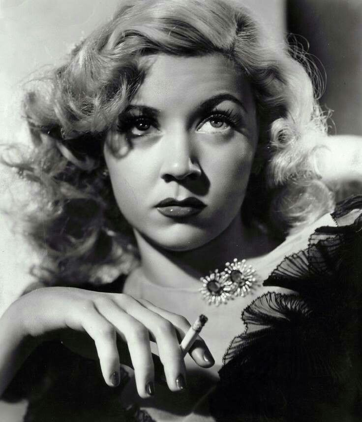 Gloria Grahame -- gangsters gals, femme fatales, and any other type of bad girl were her forte.