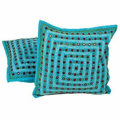Check out this item in my Etsy shop https://www.etsy.com/uk/listing/467209773/nand-nandini-16-set-of-2-piece-turquoise