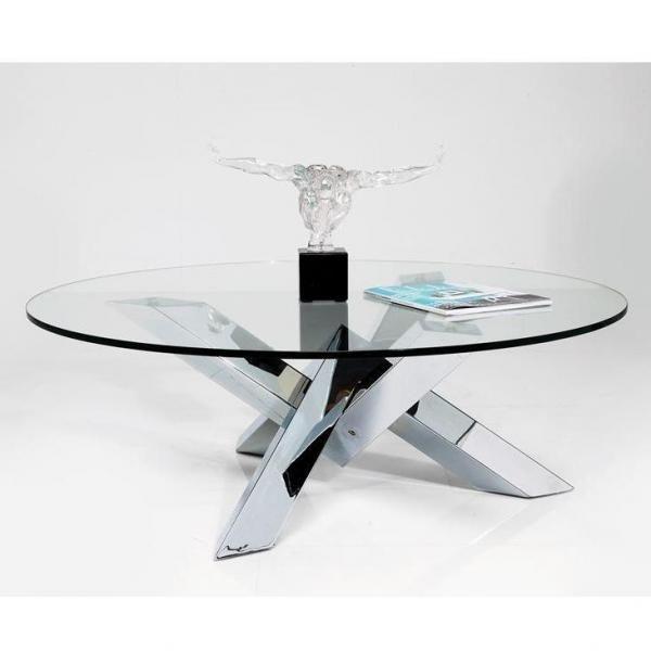 Konferenční stolek Crystal ECO