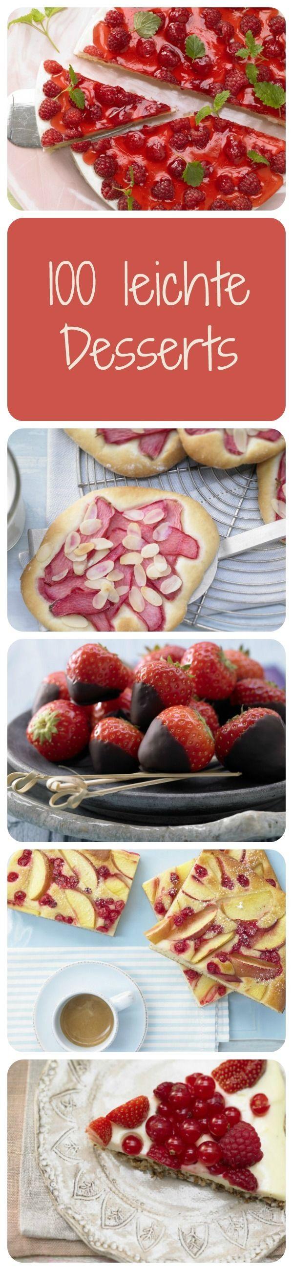 Sie wollen abnehmen & trotzdem nicht auf Süßes und Desserts verzichten? Müssen Sie auch nicht. Die Nachtische von EAT SMARTER  sind kalorienarm, besonders leicht und lecker | http://eatsmarter.de/rezepte/rezeptsammlungen/leichte-desserts-fotos#/0