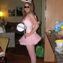 Great Energizer Bunny Costume: DIY with Duct Tape!